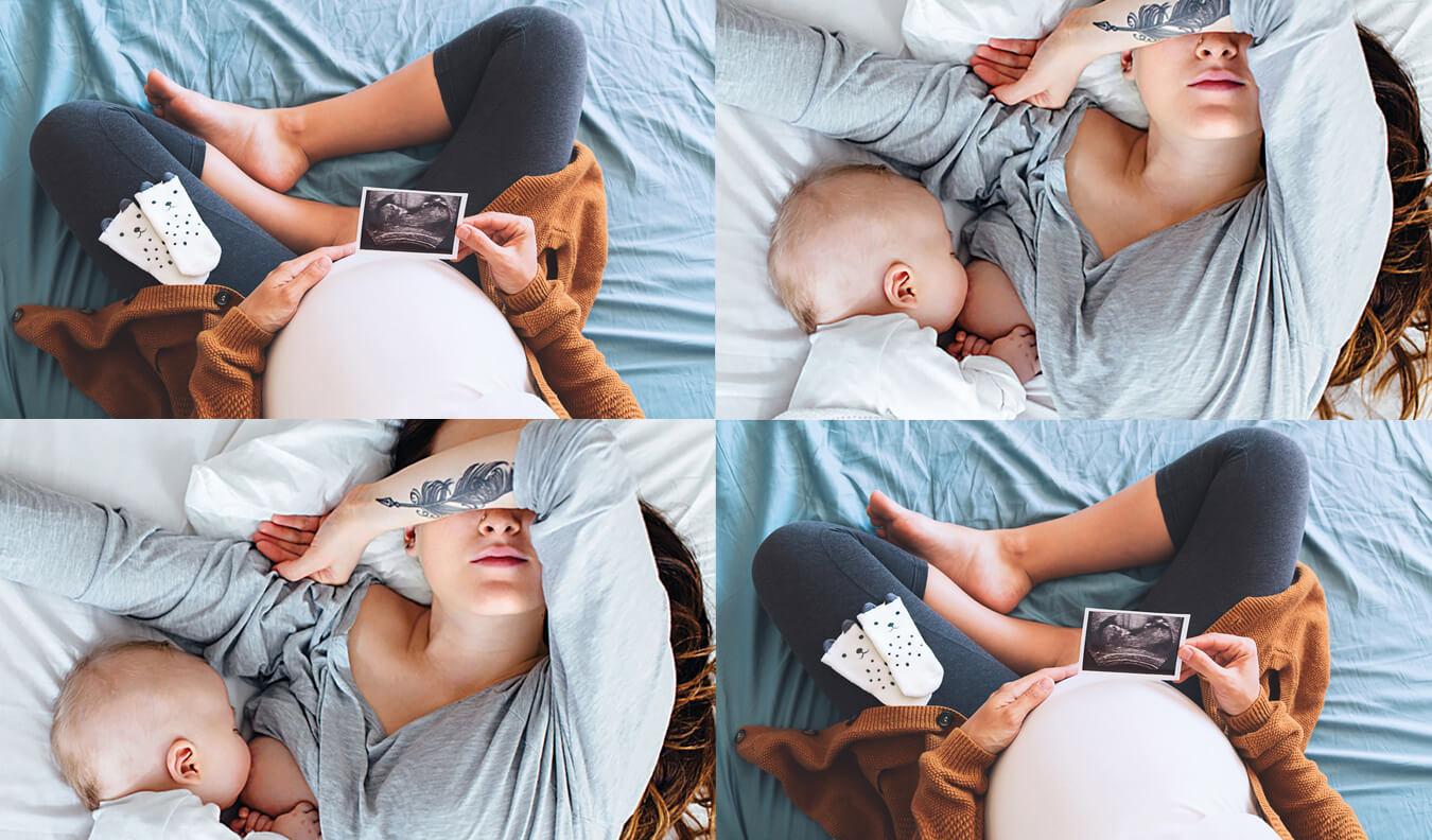 Η εγκυμοσύνη και ο θηλασμός μειώνουν τον κίνδυνο για πρόωρη εμμηνόπαυση